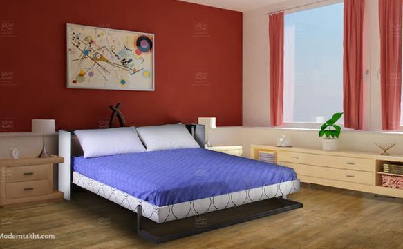 تخت دیواری ارزان